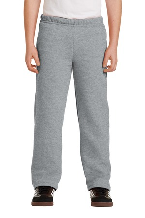 Gildan® Youth Heavy Blend™ Open Bottom Sweatpant. 18400B