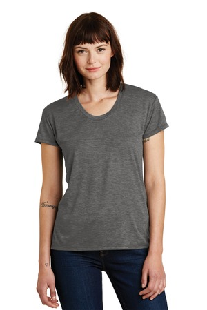 Alternative® Kimber Mélange Burnout T-Shirt. AA2620