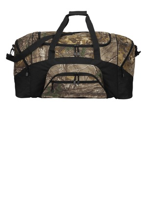 NEW Port Authority® Camouflage Colorblock Sport Duffel. BG99C