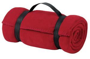 Port Authority® - Value Fleece Blanket with Strap. BP10