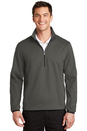 NEW Port Authority® Active 1/2-Zip Soft Shell Jacket. J716