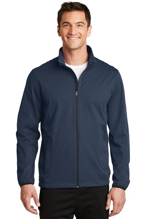 NEW Port Authority® Active Soft Shell Jacket. J717