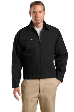 CornerStone® Tall Duck Cloth Work Jacket. TLJ763