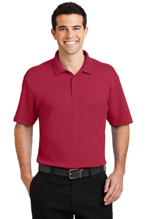 NEW Port Authority® Silk Touch™ Interlock Performance Polo. K5200