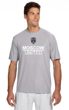 Moscow United Soccer Adult Cooling Performance Tee - N3142