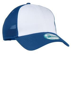 New Era® - Snapback Contrast Front Mesh Cap. NE204