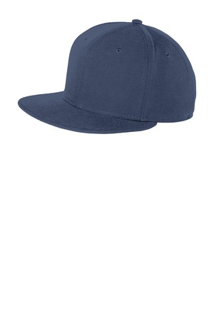 NEW New Era® Original Fit Flat Bill Snapback Cap. NE402