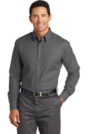 Red House® Non-Iron Diamond Dobby Shirt. RH76