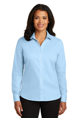 NEW Red House® Ladies Non-Iron Twill Shirt. RH79