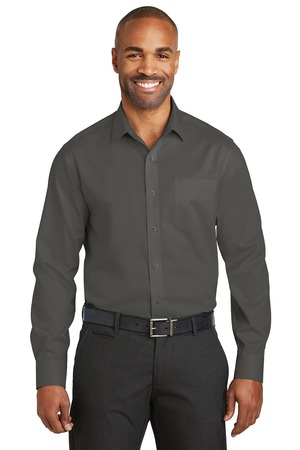 NEW Red House® Slim Fit Non-Iron Twill Shirt. RH80