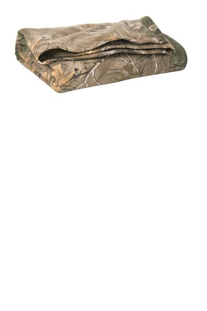 Russell Outdoors™ Realtree® Blanket. RO78BL