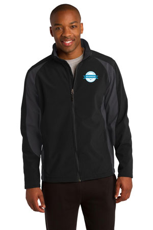 GENERIC JACKET MEN'S BLACK/IRON