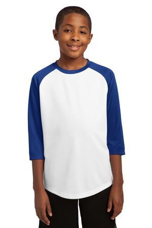 Sport-Tek® Youth PosiCharge® Baseball Jersey. YST205
