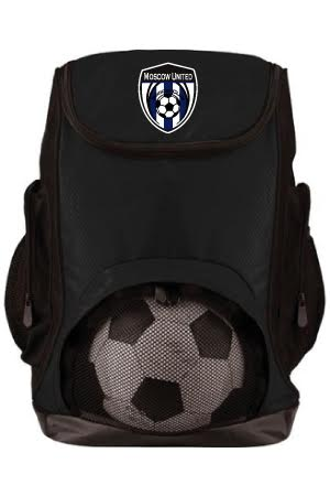Moscow United Soccer Universal Backpack - 1735