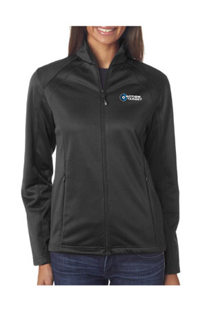 Action Target - Women's Ultra Club Soft Shell Jacket - 8477L BLACK