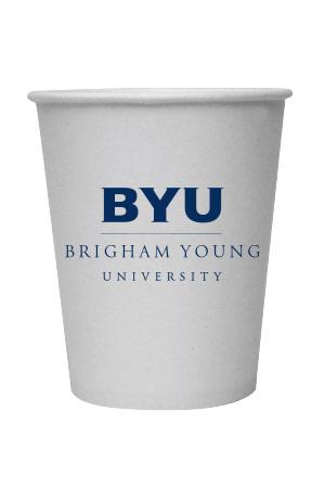BYU Alumni Paper Cup