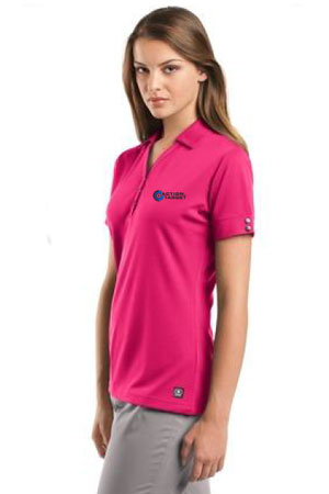 Action Target - Women's OGIO® - Glam Polo. LOG105 PINK