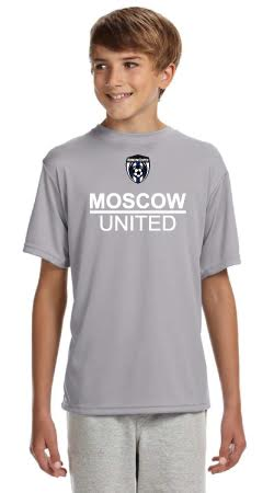 Moscow United Soccer Youth Cooling Performance Tee - NB3142